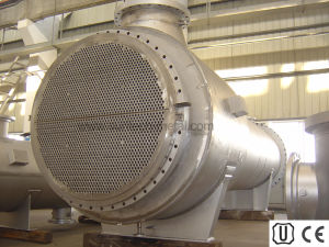 C276 Nickel Alloy Condenser - Pressure Vessel (P008) pictures & photos