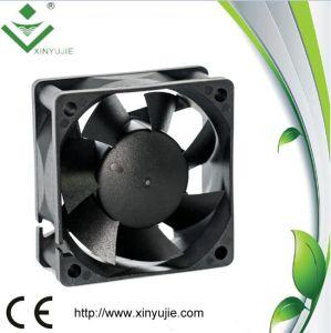 12V 6025 Mini Electric DC Fan 60X60X25 pictures & photos