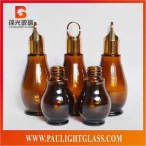 Special Design Glass Bottle for Essential Oil Perfume Medicine (ES-0233)