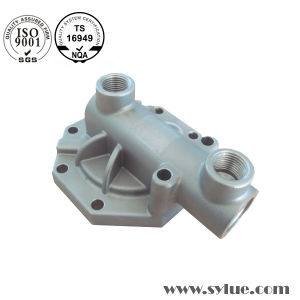 Ningbo Professional Precision Steel Casting Machine Parts with ISO9001 Approval pictures & photos