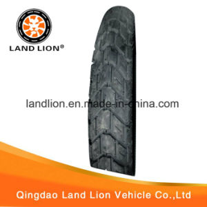 Backmotorcycle Tyre Motorbike Tyre110/90-17, 90/90-19 pictures & photos