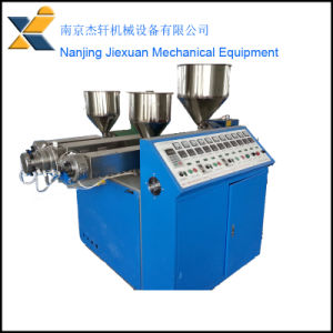 High Speed Drinking Straw Machine with Three Color