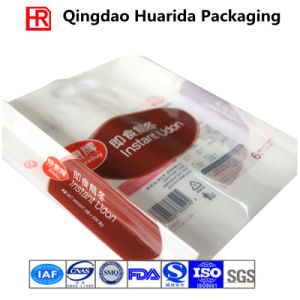 Custom Printed Side Gusset Udon Noodle Packaging Bags pictures & photos