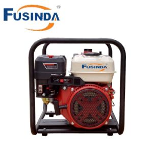 Gasoline Engine Powered 3 Inch Centrifugal Water Pump for Farm Irrigation pictures & photos