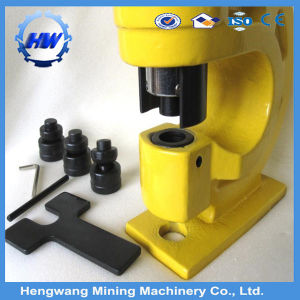 Hydraulic Puncher Hydraulic Steel Metal Puncher pictures & photos