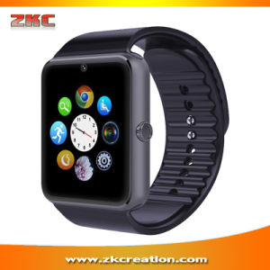 Gt08 Smartwatch Support SIM TF Card Bluetooth Watch for Android Ios Smartphones