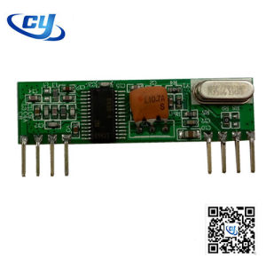 434MHz Ask RF Superheterodyne Wireless Receiver Module (RXB2-V1.1)