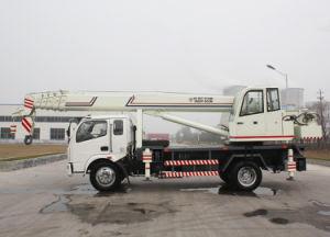 7 Ton Crane Truck Crane Truck Mounted Crane pictures & photos