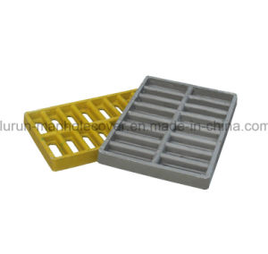 Composite Rectangle Driveway Ditch Grates pictures & photos
