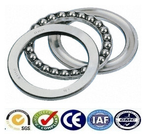 Lathe Centers Used Single-Direction Thrust Ball Bearing (51208-51215) pictures & photos