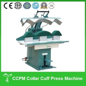 Shirt Collar and Cuff Pressing Machine (CCPM) pictures & photos
