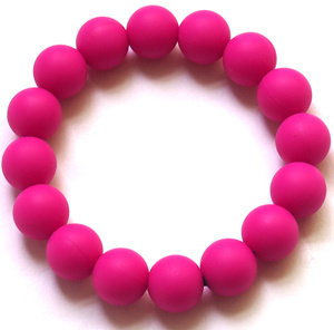 No-Notix Silicone Bracelet for Mommy Wear (BT003-006)