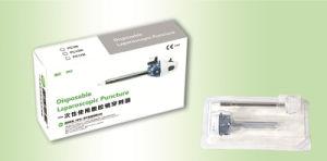 High Quanlity Disposable Endoscopic Trocar pictures & photos