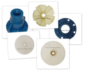 Plastic Water Pump Parts/Injection Parts/Certrifugal Pump