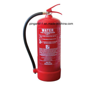 9L Water Extinguishers