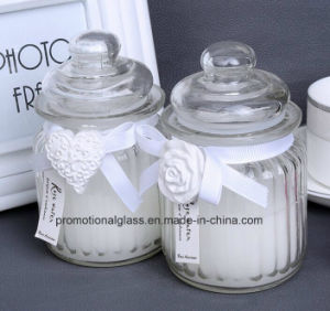 Wholesale Scented Candle in Glass Jar, Candle Jar pictures & photos
