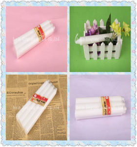 22g High Quality White Candle/Good Price White Wax Candle pictures & photos