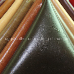 Top Sell Furniture Semi-PU Leather (QDL-FS043) pictures & photos