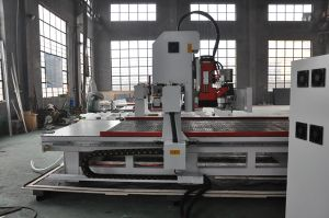 8 Bits Auto Tool Change Woodworking Atc CNC Router pictures & photos