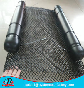 Black Oyster Bag, HDPE Oyster Mesh Bag, Oyster Growing Bag pictures & photos