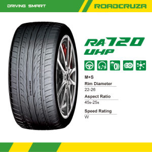 UHP Car Tyre with Big Sizes 305/30r26 pictures & photos