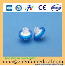 Syringe Filter, Ethylene Oxide Sterilization, Accept OEM/ODM, High Performance Efficiency Syringe Filter pictures & photos