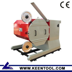 Lq Series Wire Saw Machine for Stone Qurrying pictures & photos