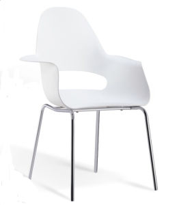 White Leisure Furniture Chair for Sale (PP632B) pictures & photos