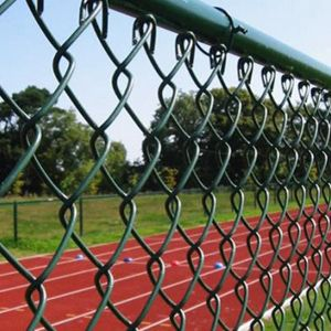 Chain Link Fence pictures & photos