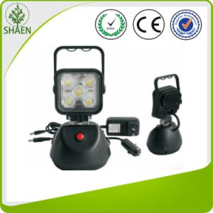 15W Rechargeable Strong Magnetic LED Work Light pictures & photos