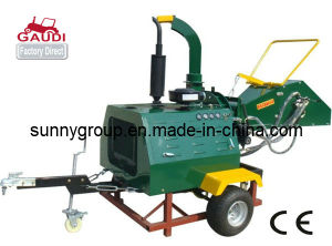 CE Approved Diesel Wood Chipper (18HP, 22HP, 30HP, 40HP, 50HP) pictures & photos