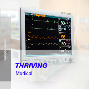 15 Inch Touch Screen! Hospital Patient Monitor pictures & photos