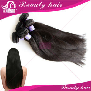 Wholesale Top Quality Machine Weft Hair Double Weft Human Hair Weft pictures & photos