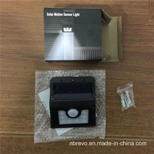 Ever Bright Solar Wireless Motion Sensor Security Light (RS2002) pictures & photos