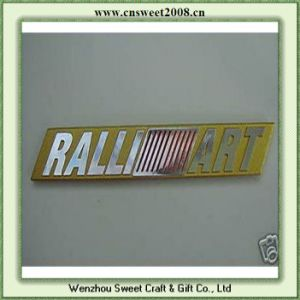Custom Car Badges Auto Emblems (S1M102) pictures & photos
