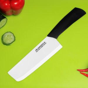 "6""Ceramic Kitchen Cleaver Knives for Vegetable & Meat Cutting pictures & photos"