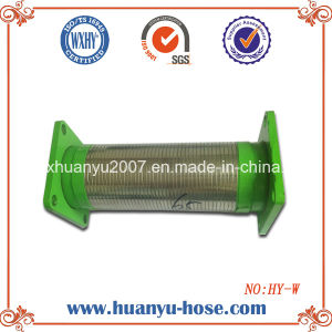 Exhaust Flexible Pipe with Flange pictures & photos