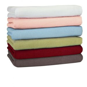 Summer Cotton Weave Thread Solid Colour Blanket
