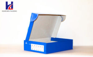 Hot Sale Blue Gift Packaging Carton Box pictures & photos