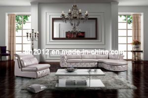 Top Grain Leather Sofa (SBL-9021) pictures & photos