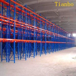 Warehouse Selective Storage Rack System (PR-71)
