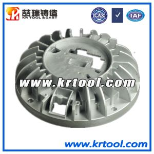 Customized Precision Aluminum Die Casting for LED Light Ring Components pictures & photos
