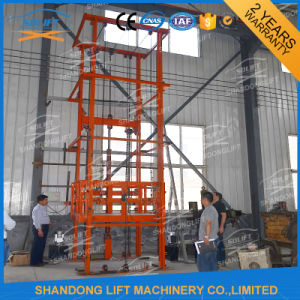 Guide Rail Flexible Hydraulic Power Unit Lifting Platform pictures & photos