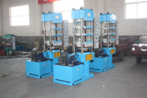 Rubber Vulcanizing Press/ Rubber Vulcanizing Press (Column Structure) (XLB-DQ600X600) pictures & photos