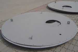 Fiberglass Round Tanks pictures & photos