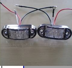 LED Side Marker LED Trailer Side Lights pictures & photos