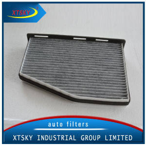 Hot Sale Autocabin Air Filter (CUK2939) for Volkswagen pictures & photos