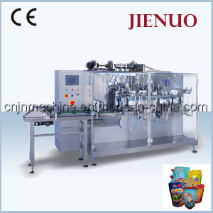 Horizontal Automatic Pouch Sauce Packing Machine pictures & photos