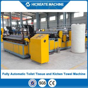 Toilet Tissue and Kitchen Towel Paper Machine (HC-TT)