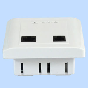 in-Wall Panel Wireless Router Access Point 300Mbps Support Poe (TS302F) pictures & photos